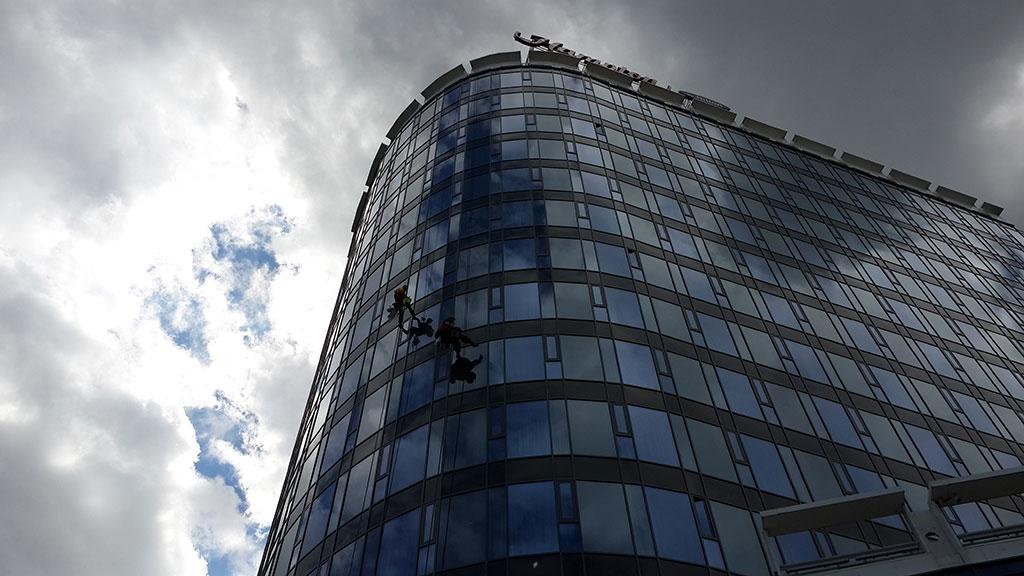Техническое задание капитальный ремонт фасада здания